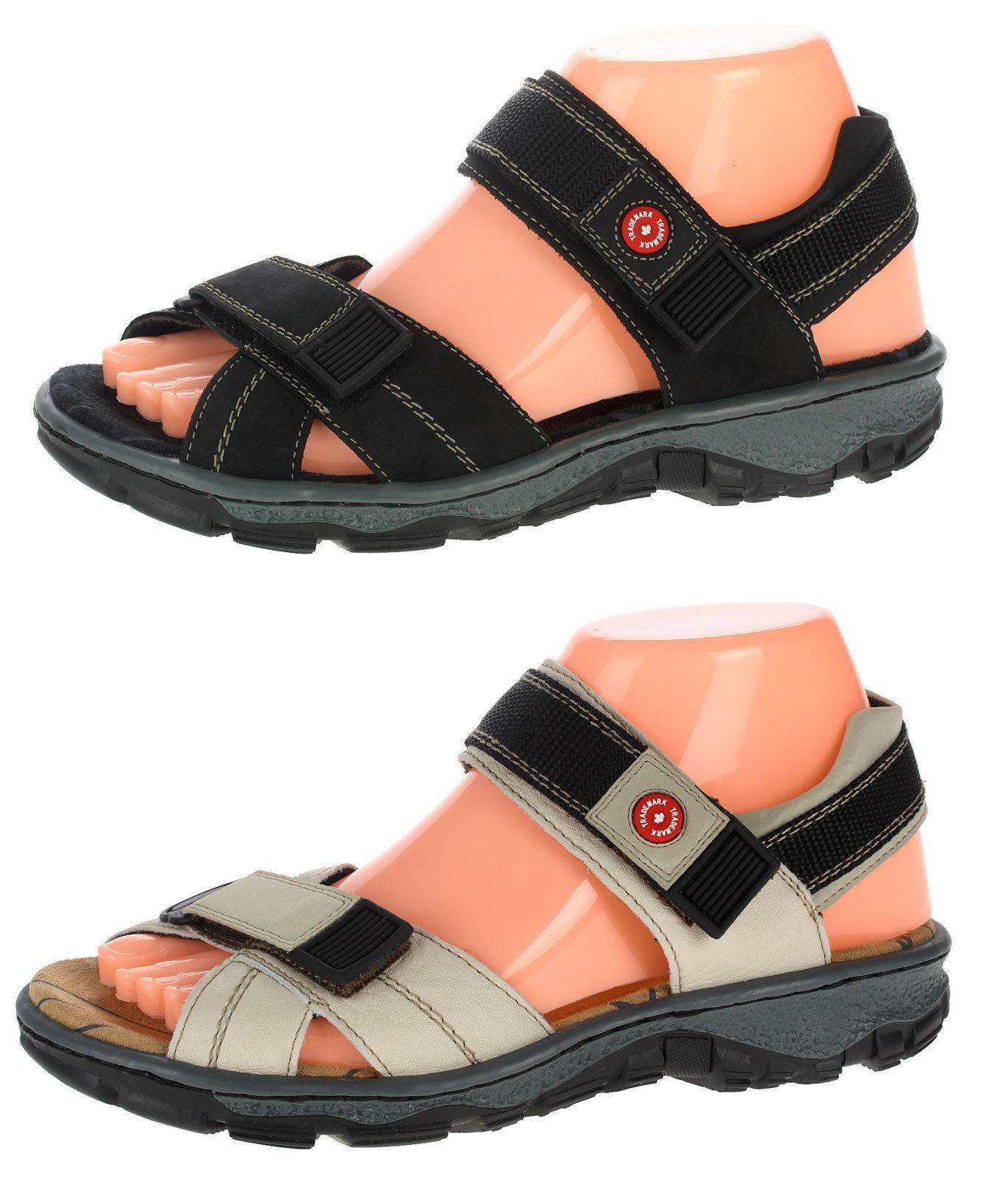 73b005cf8cf331 Rieker Damen Sandale Sommer Schuhe Outdoor Trekking Sandalen 68851 ...